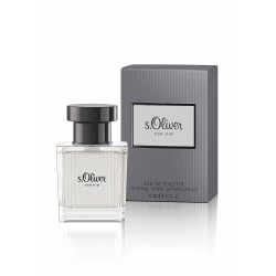 S OLIVER FOR HIM EDT Nat Spr 30 ml