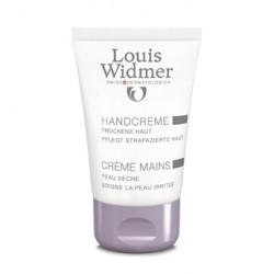 WIDMER Creme Mains parf 50 ml