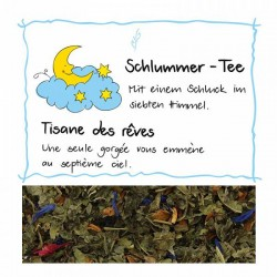 HERBORISTERIA Tee Schlummer im Sack 60 g