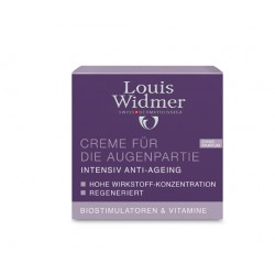 WIDMER Creme Contour des Yeux Unparf 30 ml