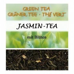 HERBORISTERIA Grüntee Jasmin Tea im Sack 100 g