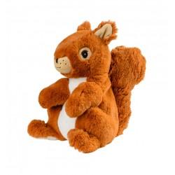 WARMIES Wärme-Stofftier Eichhörnchen