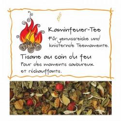 HERBORISTERIA Kaminfeuer-Tee im Sack 190 g