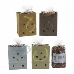 HERBORISTERIA Mini-Geschenkt. Christmas Tea Glitze