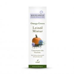BIO PLANETE Omega Green Leinöl-Mixtur Fl 100 ml