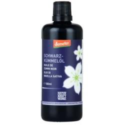 NATURKRAFTWERKE Schwarzkümmelöl Demeter 100 ml