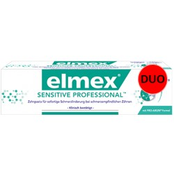 ELMEX Sensitive Professional Zahnpa Duo 2 x 75 ml