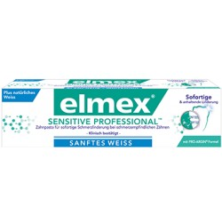 ELMEX Sensitive Professional Zahnp sanft wei 75 ml