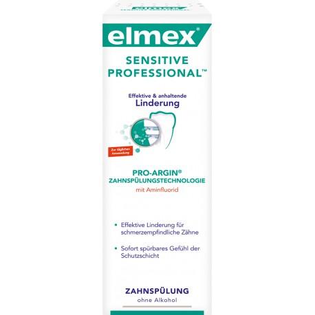 ELMEX Sensitive Professional Zahnspülung 400 ml