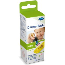 DERMAPLAST KIDS Express Strips 19x72mm 15 Stk
