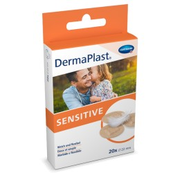 DERMAPLAST SENSITIVE Spots 22mm 20 Stk