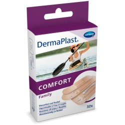 DERMAPLAST COMFORT Family Strip ass 32 Stk