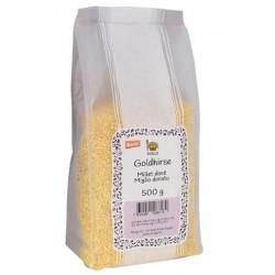 HOLLE Goldhirse Demeter 500 g