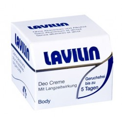 LAVILIN body deodorant cream Ds 14 g