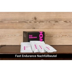 WOO Fast Endurance Waldfrucht 10 Portionenbeutel