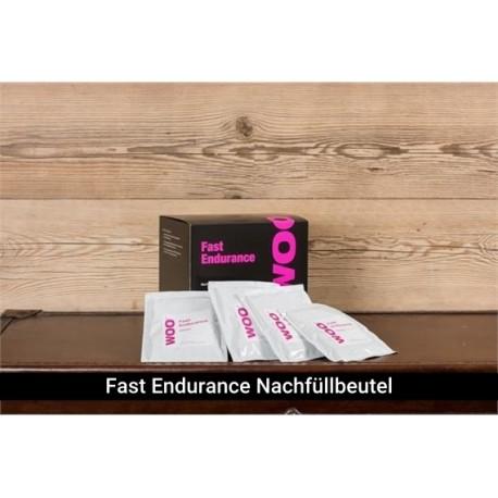WOO Fast Endurance Zitrone 10 Portionenbeutel