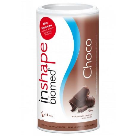INSHAPE Biomed Plv Choco 420 g