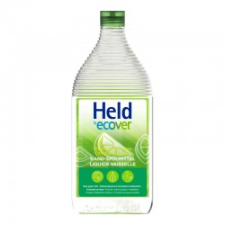 HELD BY ECOVER Hand-Spülmittel Zitr&Aloe 450 ml