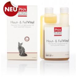 PHA Haut- und FellVital Lös Hunde u Katzen 250 ml