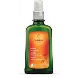WELEDA Arnika Massageöl Glasfl 100 ml