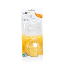 MEDELA Contact Brusthütchen S 16mm mit Box 1 Paar