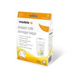 MEDELA Beutel für Muttermilch 25 Stk