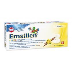 EMSILLEN Kinder-Halstabletten Vanille 20 Stk