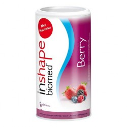 INSHAPE Biomed Plv Berry Ds 420 g