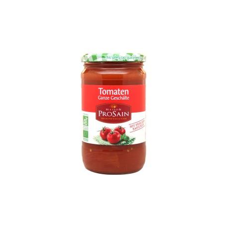 PRO SAIN Tomaten geschält Bio Glas 660g