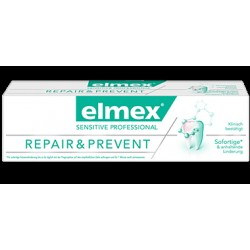ELMEX SENSITIVE PROF REP&PREV Zahnpasta 75 ml