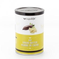 VEGALIFE Kakao Butter (neu) Ds 150 g