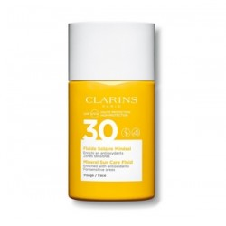 CLARINS SOLAIRE Visage SPF30 Fluide 30 ml