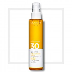 CLARINS SOLAIRE Corps SPF30 Huile 150 ml