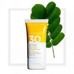 CLARINS SOLAIRE Visage SPF30 Creme 50 ml