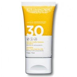 CLARINS SOLAIRE Visage SPF30 Gel 50 ml