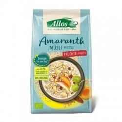 ALLOS Amaranth Müsli Früchte 375 g