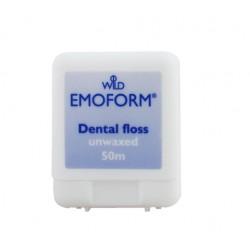 EMOFORM Zahnfaden ungewachst 50m