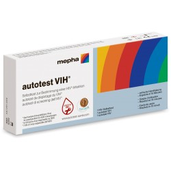 AUTOTEST VIH Selbsttest Bestimmung HIV-Infektion