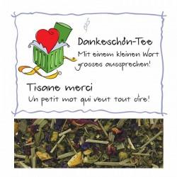 HERBORISTERIA Dankeschön-Tee 90 g