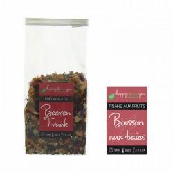 HERBORISTERIA Früchtetee Beeren Trunk 90 g