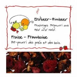 HERBORISTERIA Früchtetee Erdbeer Himbeer 135 g
