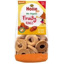 HOLLE Frutiy Rings mit Dattel Btl 125 g
