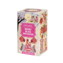 MINISTRY OF TEA Berry Bliss Infus Tee 20 x 1.5 g
