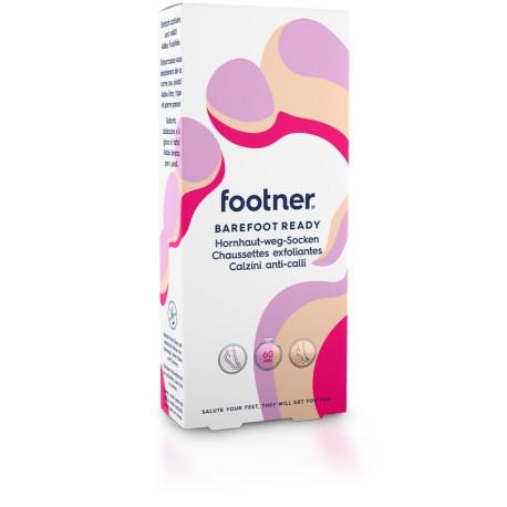FOOTNER Fusspackung Exfolia Socks gegen Hornhaut
