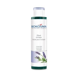BIOKOSMA Bad Lavendel Ölbad Fl 200 ml