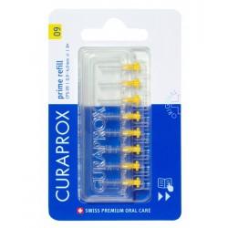 CURAPROX CPS 09 prime refill gelb 8 Stk