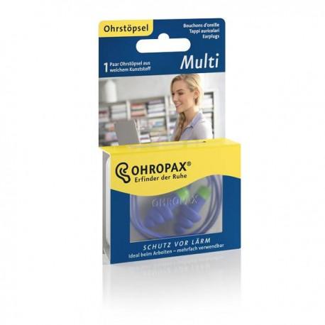 OHROPAX MULTI Gehörschutzstöpsel 1 Paar