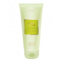 4711 ACQUA COLONIA Lime&Nutm Body Lotion 200 ml