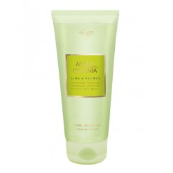 4711 ACQUA COLONIA Lime&Nutm Shower Gel 200 ml