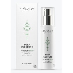 MADARA FACE Deep Moisture Balancing Fluid 50 ml